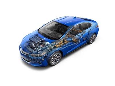 General Motors ofrece la tecnología del Chevrolet Volt a nuevos socios