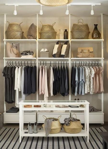 Once herramientas que te ayudarán a tener distribuidos y organizados los armarios como un experto