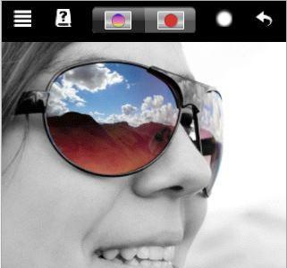 ColorSplash: Desaturados selectivos con el iPhone