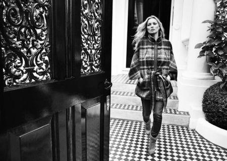 Liu·Jo otoño-Invierno 2012/2013 con Kate Moss