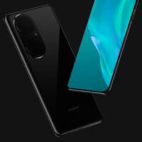 El Huawei P50 Pro tendrá un extraño diseño y un módulo de cámara descomunal, según OnLeaks