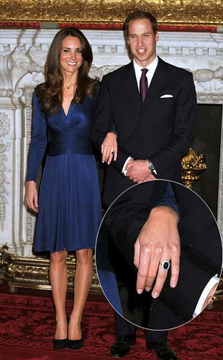 Foto de Compromiso de boda de Guillermo de Inglaterra y Kate Middleton (8/11)