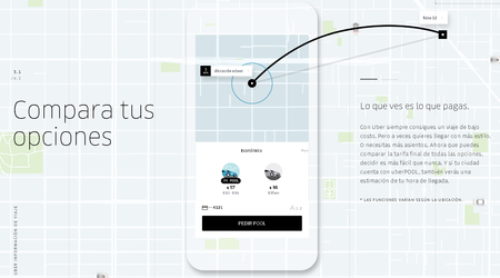 Uber Actualizacion App 2