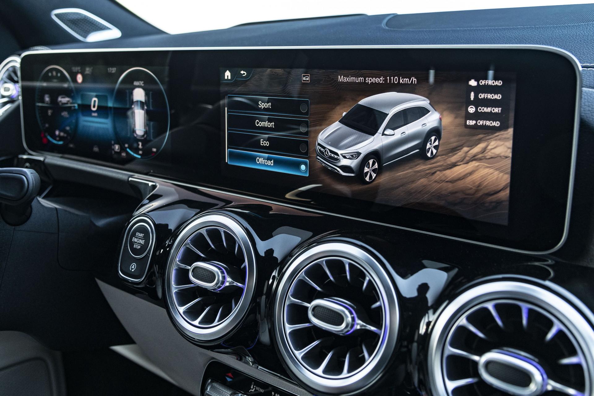 Foto de Mercedes-Benz GLA 2021 (95/103)