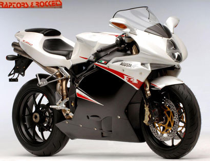 MV Agusta F4 R312, la nueva top speed del mercado