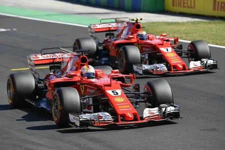 Vettel conquista el GP de Hungría y adelanta a Hamilton por 14 puntos en el campeonato