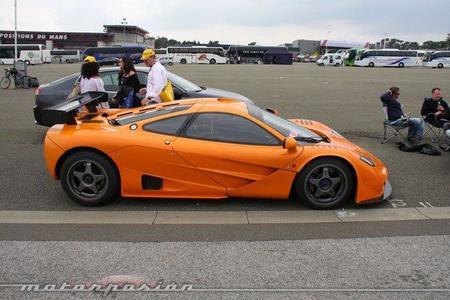 Rumor: 1.000 caballos para el sustituto del McLaren F1