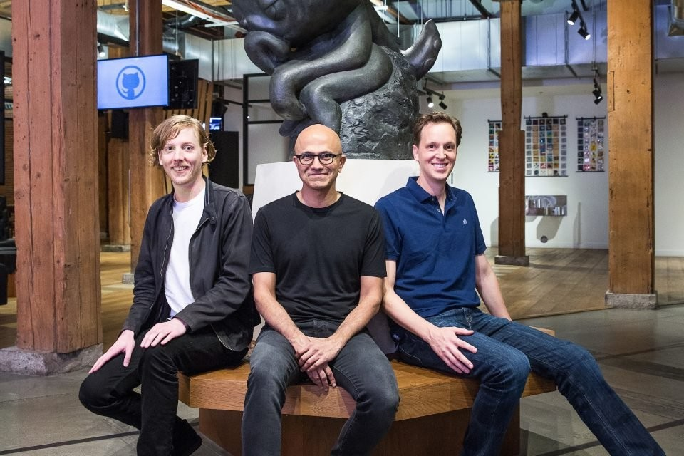 La Comisión Europea aprueba la compra de Github por parte de Microsoft