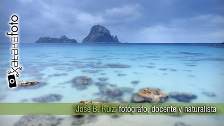 Jose B. Ruiz: fotógrafo, docente y naturalista