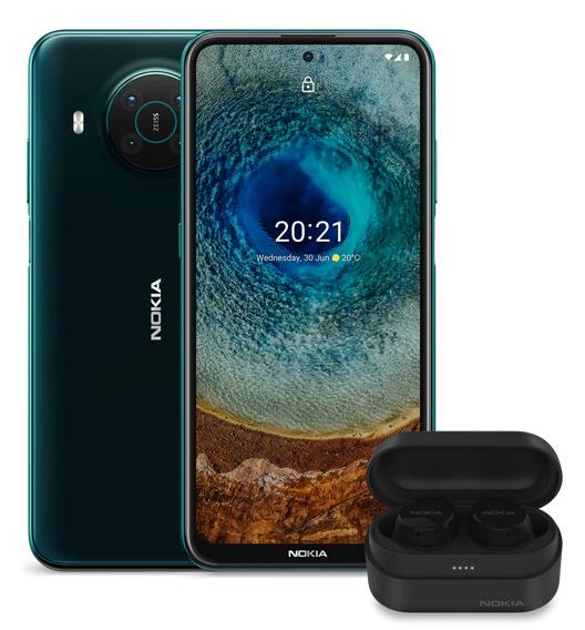 NOKIA X10 Forest color, 6 GB RAM, 64 GB Storage