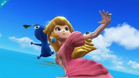 Peach tampoco se perderá la cita de 'Super Smash Bros. for 3DS & Wii U'