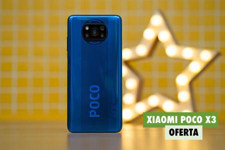 El Xiaomi Poco X3 NFC es el móvil del momento y hoy lo tienes todavía más barato con este cupón: llévatelo por 165,93 euros