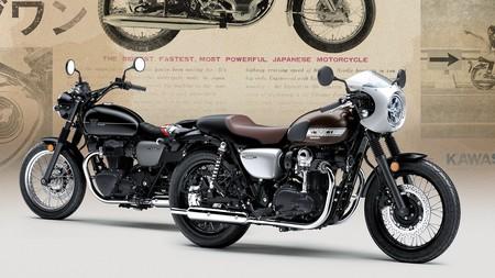 La incombustible Kawasaki W800 renace en 2019 con dos versiones: Street y Café