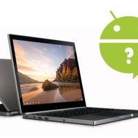 Si tienes un Chromebook antiguo olvídate de las aplicaciones Android