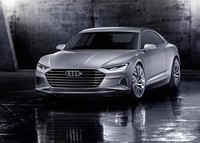 Prologue, el nuevo auto concepto de Audi con un montón de pantallas táctiles