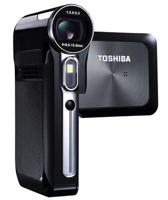 Toshiba Camileo Pro HD, grabación HD a bajo precio