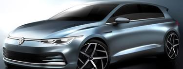 El Volkswagen Golf GTI debutará en el Auto Show de Ginebra