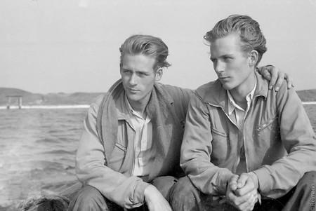 Knut y Flak Reimann Porscheli Lindner