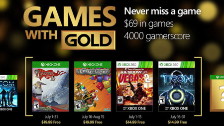 Estrategia con The Banner Saga 2 y tiroteos con Rainbow Six Vegas 2 en los Games With Gold de julio