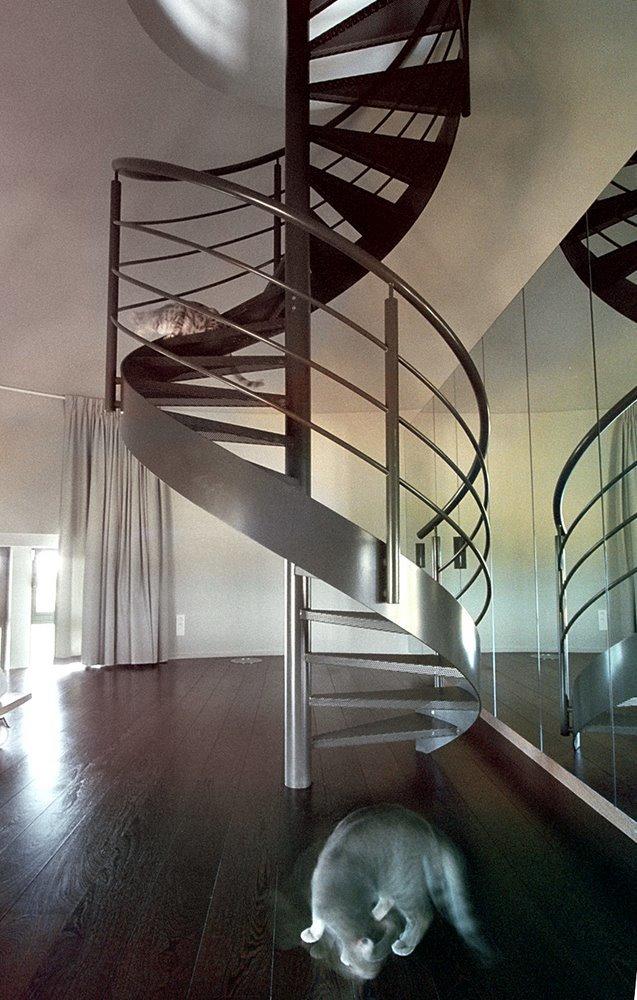 Foto de Casas poco convencionales: vivir en una torre de agua (2/35)