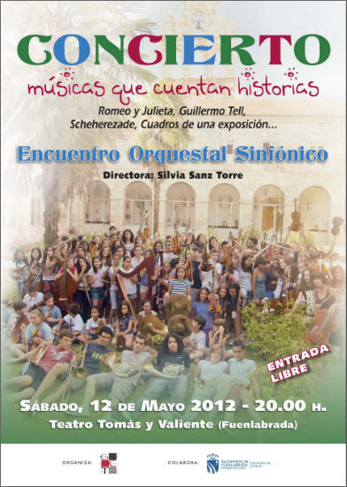 Presentación de la Orquesta Infantil y Juvenil EOS en Fuenlabrada: será el próximo sábado