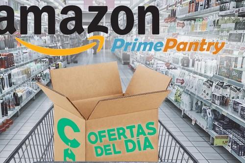 Mejores ofertas del 22 de Octubre para ahorrar en la cesta de la compra con Amazon Pantry