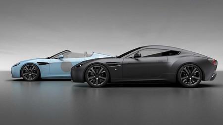 Aston Martin Vantage V12 Zagato 2019