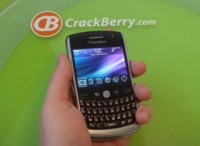 Blackberry Curve 8900, antes Javelin