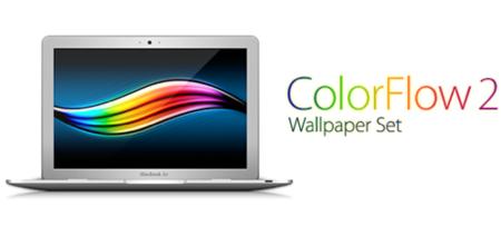 Colorflow2, nueva versión del genial fondo de pantalla