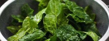 Es temporada de espinaca, no te pierdas estas siete recetas para aprovecharla ahora que están deliciosa