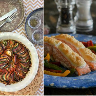 Tres recetas al horno fáciles y rápidas, para comer bien sin despeinarse (con vídeo recetas incluidas)