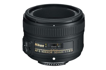 Nikkor Af S 50mm F18 G