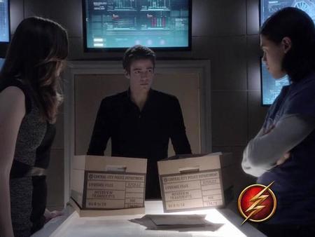 The Flash es una nueva serie de televisión que gustará a los peques