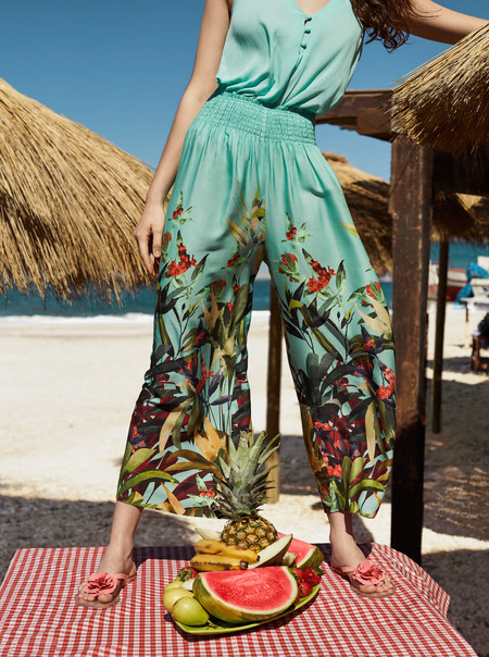 Oysho Beachwear Ss18 Editorial 16
