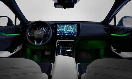 Lexus Nx 2022 26