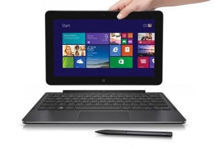 Dell Venue 11 Pro 7000 Tablet Notebook Mode
