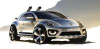 Volkswagen presentará el Beetle Dune concept en Detroit
