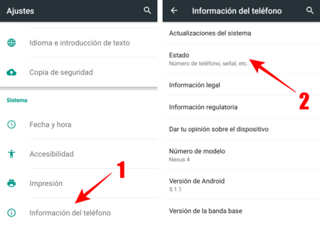 Como Saber El Imei En Android