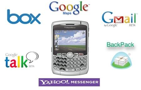 Aplicaciones para Blackberry, la oficina en tu mano