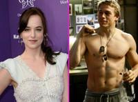 Ya tenemos protagonistas de 'Cincuenta Sombras de Grey': Dakota Johnson y Charlie Hunnam