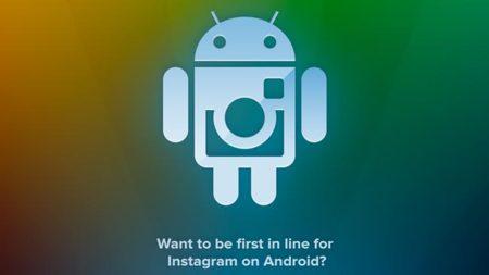 Instagram para Android cada vez más cerca