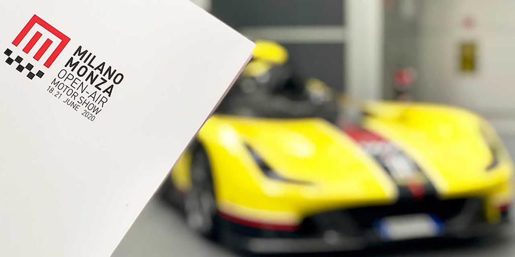 El Salón de Monza será el único salón del automóvil que se celebre este 2020