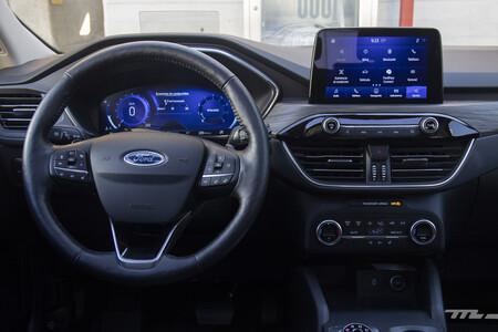Ford Escape Titanium Prueba Opiniones Mexico 35