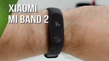 Código de descuento: Xiaomi Mi Band 2 por 18,56 euros y envío gratis