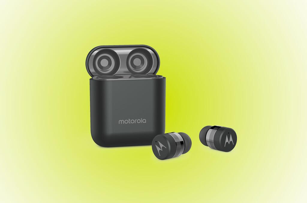 Motorola VerveBuds 120: unos auriculares TWS llevados al extremo en compactación