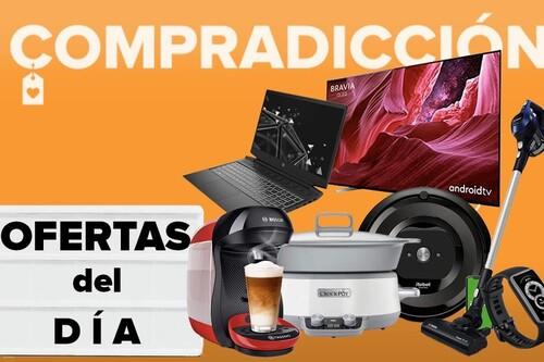 Ofertas del día y chollos en Amazon: smart TVs Sony, portátiles HP, pulseras deportivas Huawei u ollas de cocción lenta Crock-Pot a precios rebajados