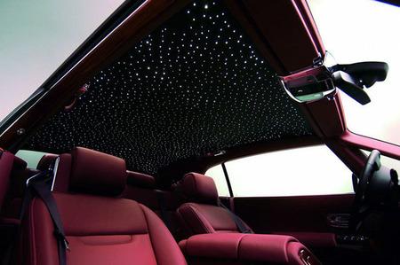 El Headliner Starlight de Rolls-Royce