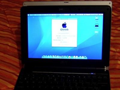 Probamos un NetBook con Leopard