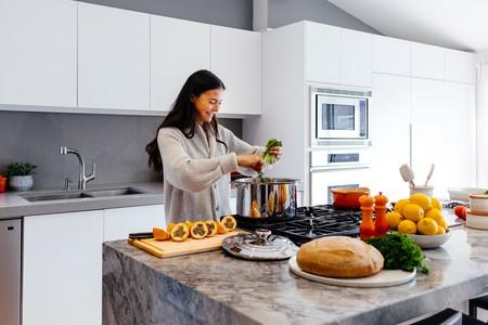 Los métodos de cocción más utilizados en la cocina, ordenados del más al menos saludable