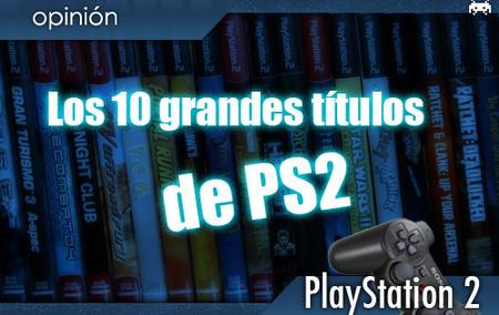 Los 10 grandes juegos de PlayStation 2